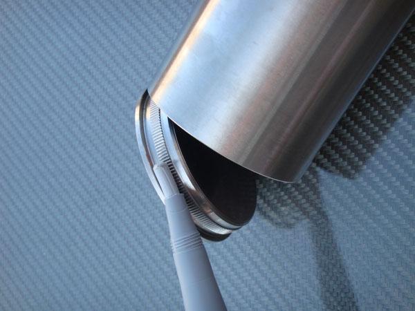 Edelstahlkleber Turboflex